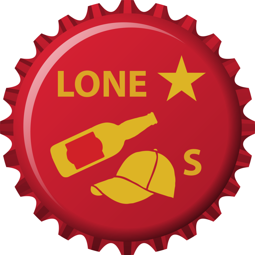 Lonestar Bottle Caps